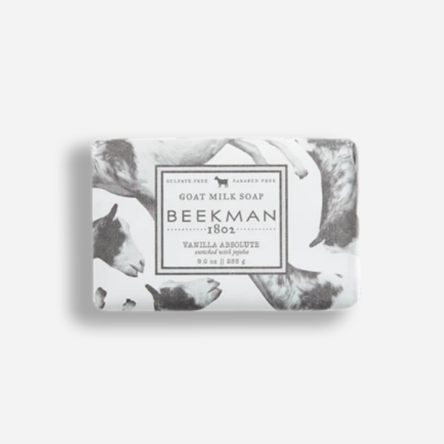 Beekman Vanilla Absolute Goat Milk Sensitive Skin Bar