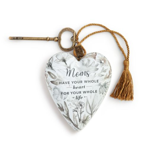 Moms Have Your Whole Heart Art Heart