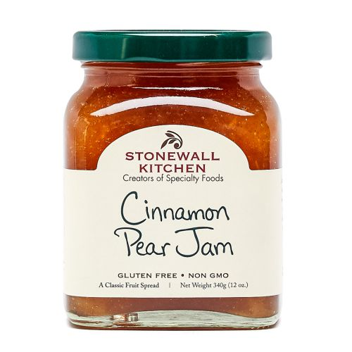 Stonewall Kitchen Cinnamon Pear Jam