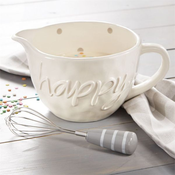 Happy Mixing Bowl Set