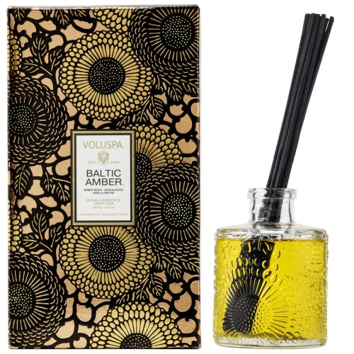 Voluspa Baltic Amber Reed Diffuser