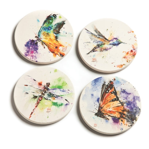 Nature Coaster Set of 4
