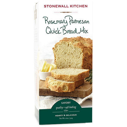 Stonewall Kitchen Rosemary Parmesan Quick Bread Mix