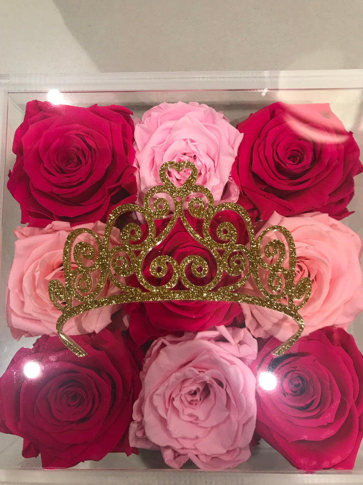 Princess Crown - Roses Ever After