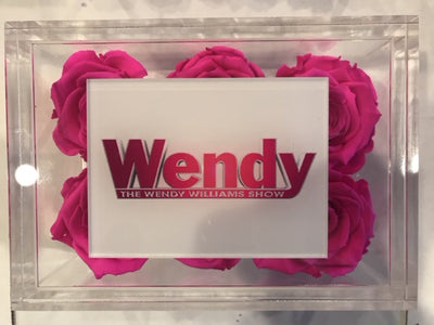 The Wendy Williams Show Logo - Roses Ever After