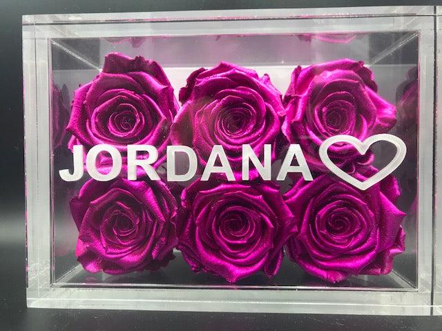 Great sweet sixteen or Batmitzvah gift - Roses Ever After