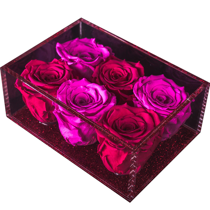 Swarovski Love Crystals - Roses Ever After