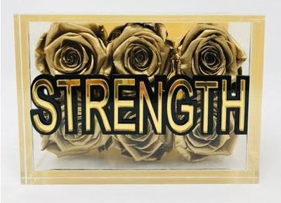 Oscar Nominee's - Strength - Roses Ever After
