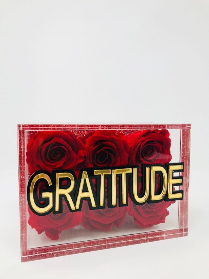 Oscar Nominee's - Gratitude - Roses Ever After