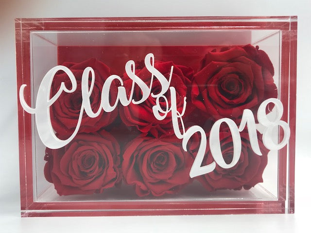 Class of 2018 - Roses Ever After