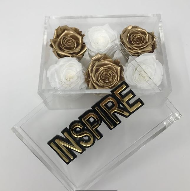 Oscar Gift Inspire - Roses Ever After