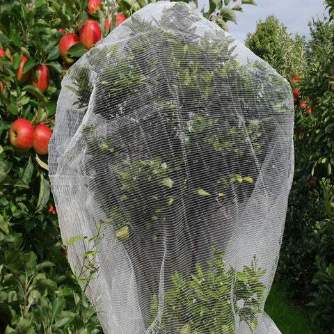 QOZY Fruit Fly Net Insect Mesh Vegetable Garden Plant Crops Bird Protection