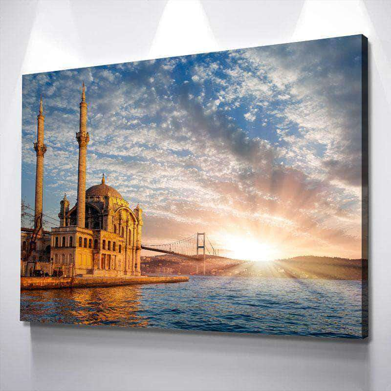 ORTAKOY MOSQUE | CANVAS