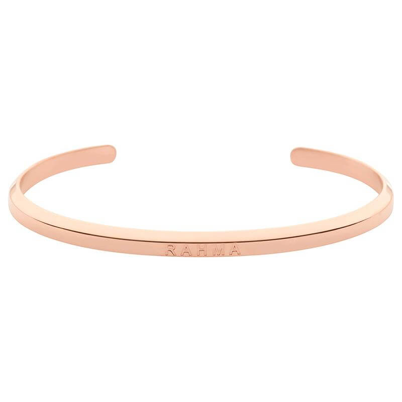 ZUDO Rahma Cuff Rose Gold