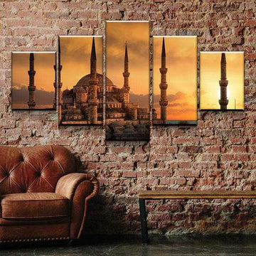 BLUE MOSQUE | CANVAS