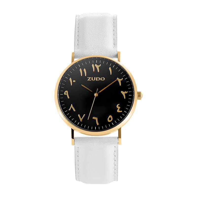 ZUDO-Heritage Collection - Arabic Numeral Watch