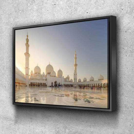 SHEIKH ZAYED GRAND MOSQUE | CANVAS
