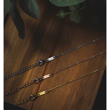 ZUDO Thin Adjustable Chains