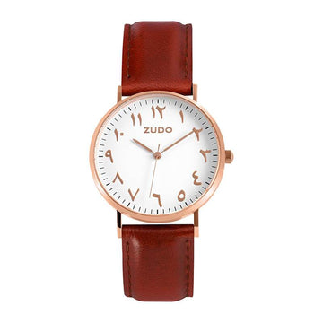 ZUDO - Arabic Numeral Watch - Origin Collection