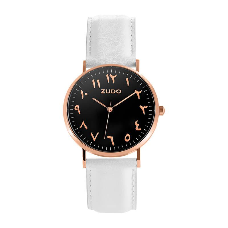 ZUDO-Legacy Collection - Arabic Numeral Watch