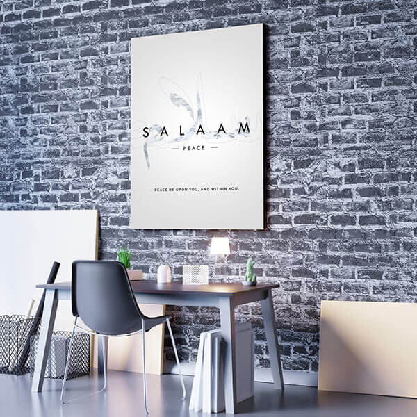 ZUDO Salaam Canvas