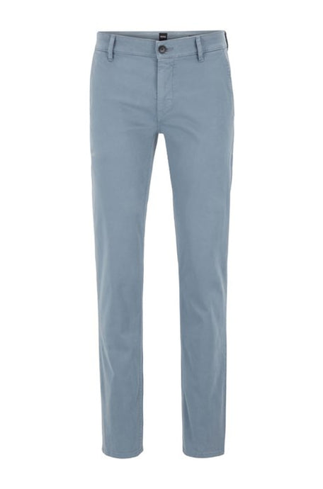 Hugo Boss, Slim Fit, Chino - Sky Blue