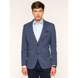 Bugatti, Cotton Jacket - Blue