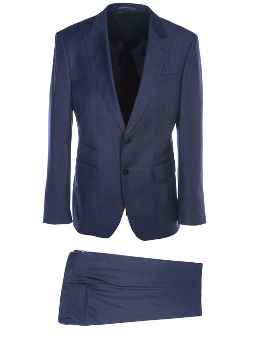 Hugo Boss, Slim Fit Suit - Blue