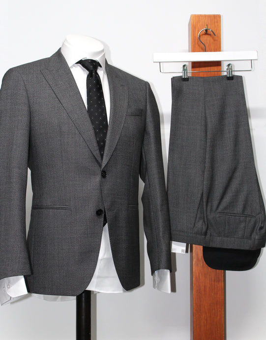 Hugo Boss, Slim Fit Suit - Grey