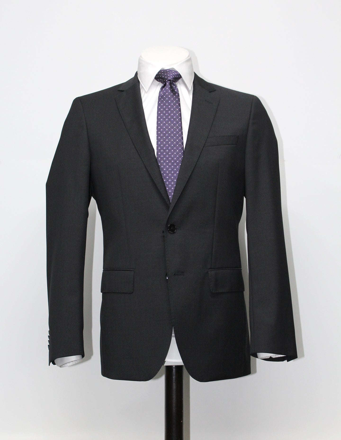 Hugo Boss, Slim Fit Suit - Charcoal (Jacket only)