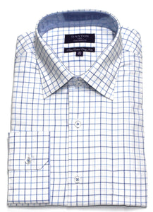 Ganton, Cotton City - Blue/White