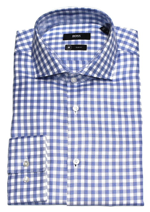 Hugo Boss, Cotton Slim - Sky Blue