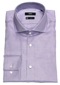 Hugo Boss, Cotton Slim - Purple
