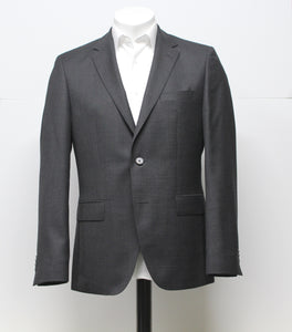 Hugo Boss, Pure Wool Jacket - Charcoal