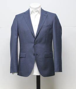 Hugo Boss, Pure Wool Jacket - Mid Blue