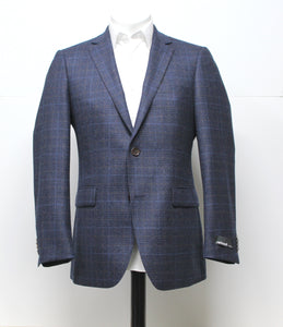 Rembrandt, Pure Wool Jacket - Navy