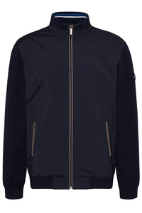 Bugatti, Zip Jacket - Navy