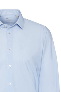 Bugatti, Regular Fit, Shirt - Sky Blue