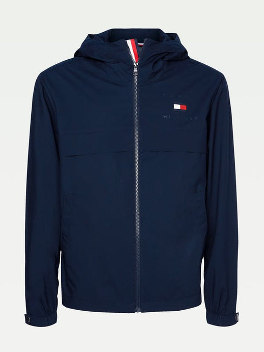 Tommy Hilfiger, Hooded Jacket - Navy