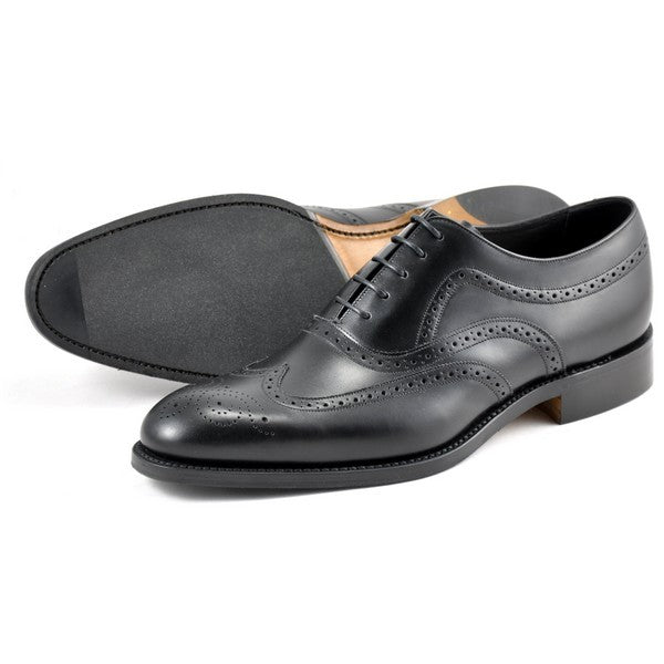 Loake, Heston - Black