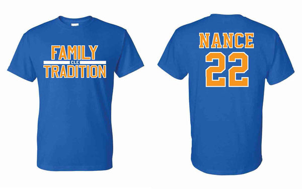 NANCE Family Tradition T-shirt