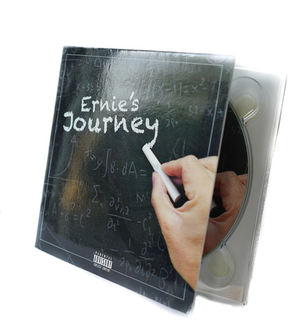 Ernie's Journey Autographed CD