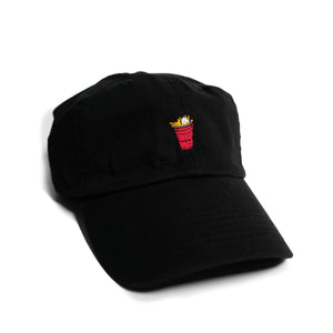 Beer Pong Dad Hat