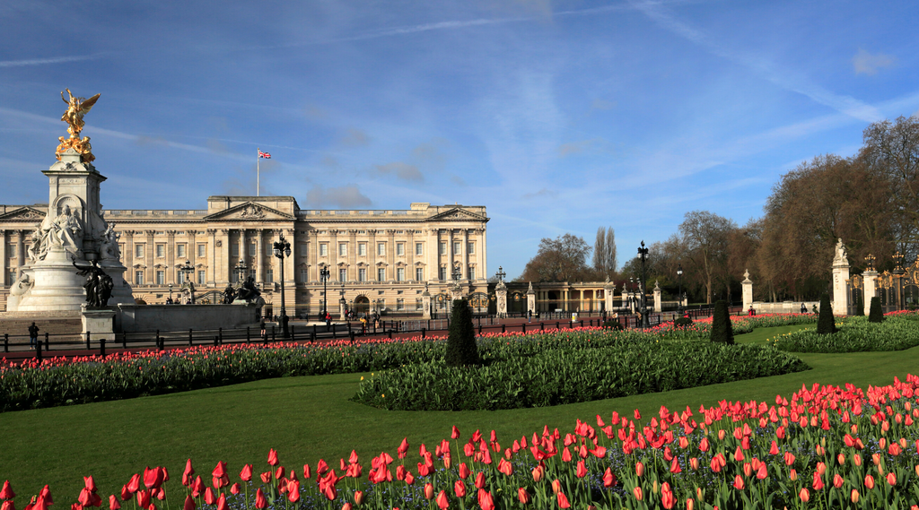Everything You Need to Know About Buckingham Palace