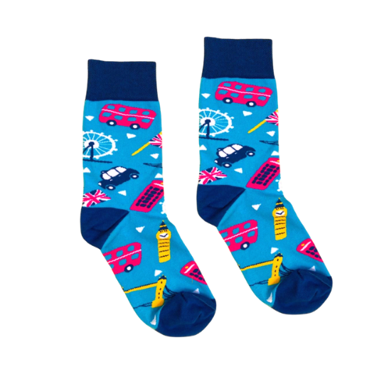 London Icon Socks