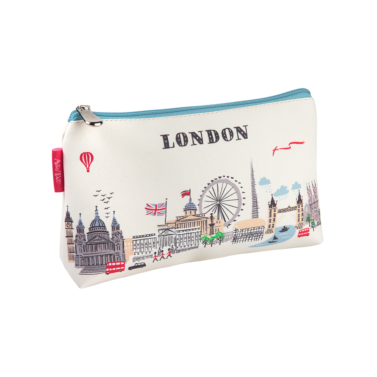 London Map Pouch (Free Shipping)