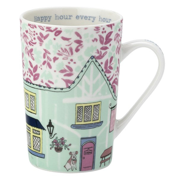 Ashley Thomas Mug & Teatime Set