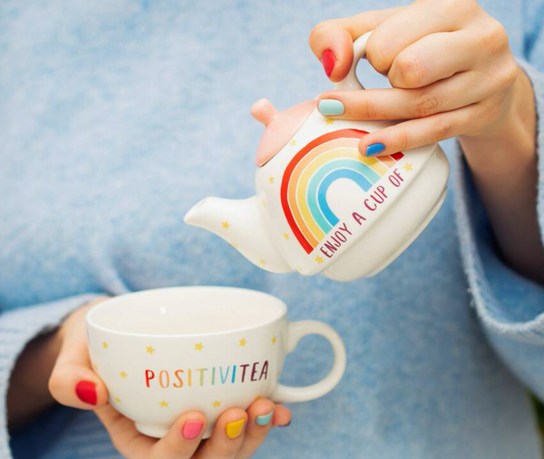 Positivi-Tea Care Package
