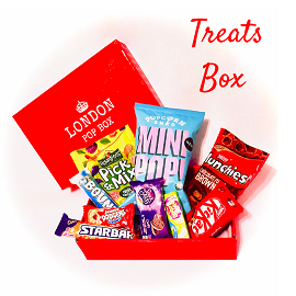 London Treats Box- FREE SHIPPING