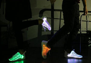 PartyGlow™ White Kicks
